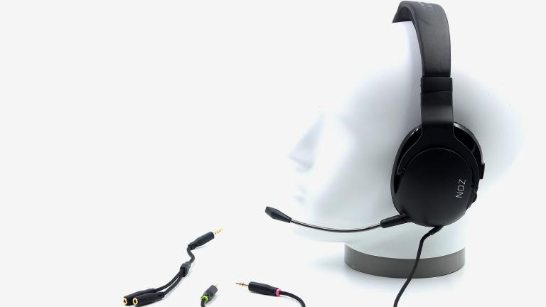 Test Roccat Noz : un casque trop léger pour être net
