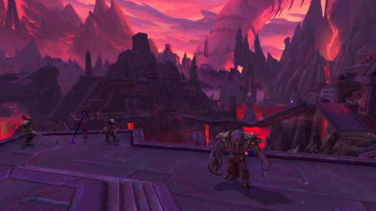 World of Warcraft : Blizzard ne prévoit pas de patch 8.3.5