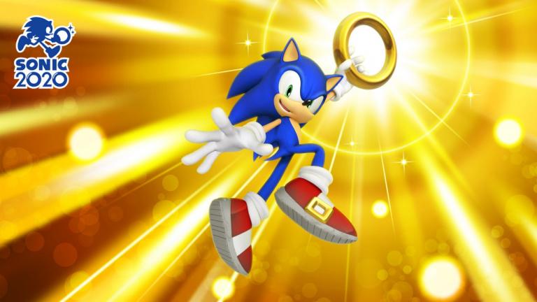 Sega lance la campagne Sonic 2020