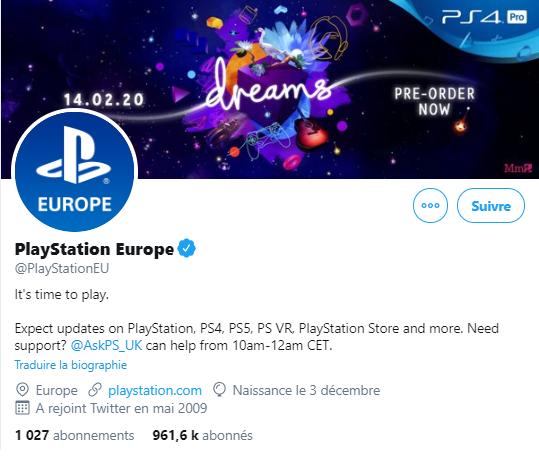 PlayStation Europe opte pour un nouveau slogan