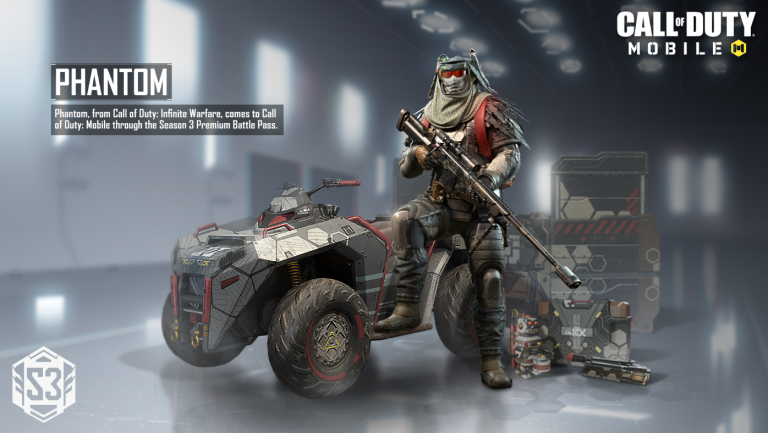 Call of Duty Mobile, saison 3 : tout savoir sur le passe de combat