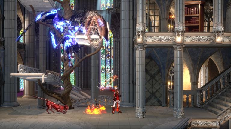 Bloodstained : Ritual of the Night est passé en version 1.04 sur Switch