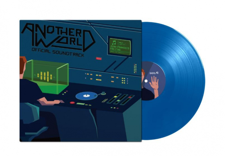 Another World : Le vinyle de la bande originale est disponible à l'achat