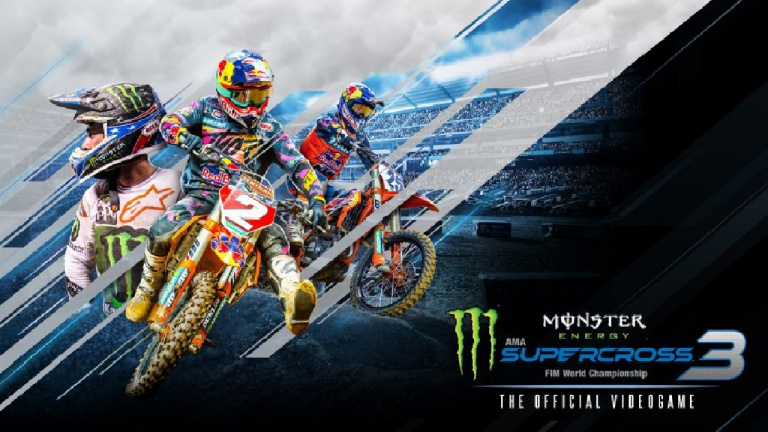 Monster Energy Supercross - The Official Videogame 3 : les 51 trophées de l'extrême