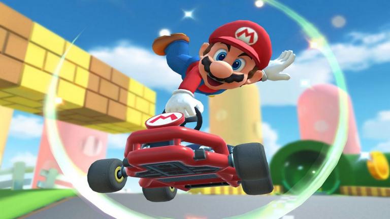 Mario Kart Tour donne le coup d'envoi du test multijoueur ouvert à tous