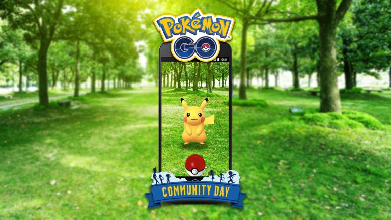 Pokémon GO : Le Community Day vous propose de voter pour le Pokémon à l'honneur de l'événement