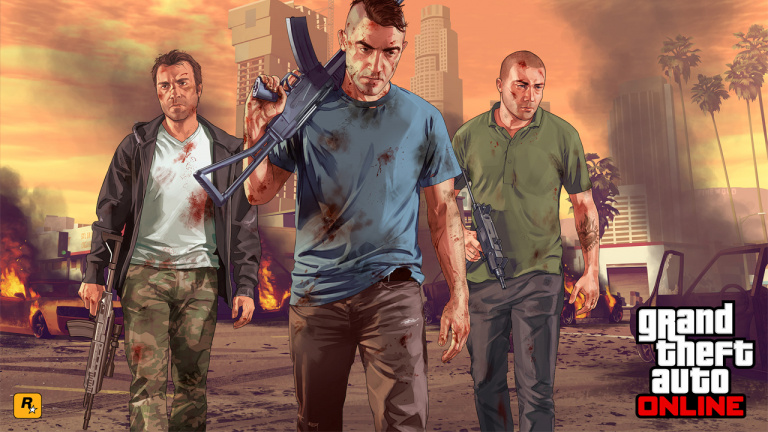GTA Online : Nagasaki Outlaw, récompenses doublées, Grand Prix, les nouveautés de la semaine