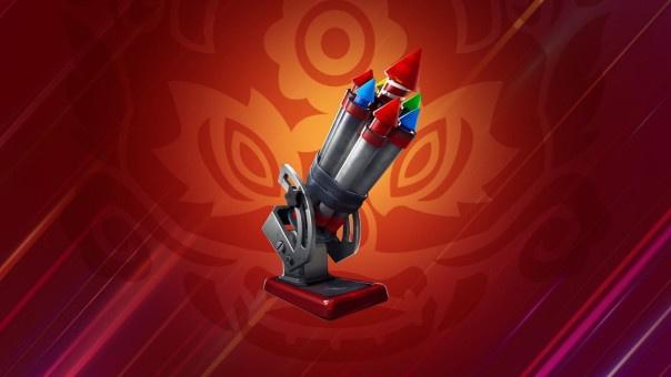 Fortnite Battle Royale : Les bouteilles-fusées de retour pour le Nouvel An chinois