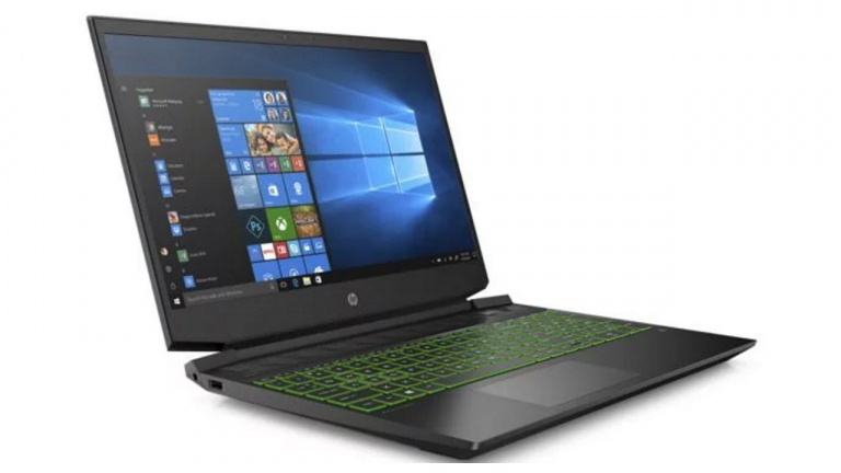 "PC portable ""gamer"" HP Pavilion à 699€"