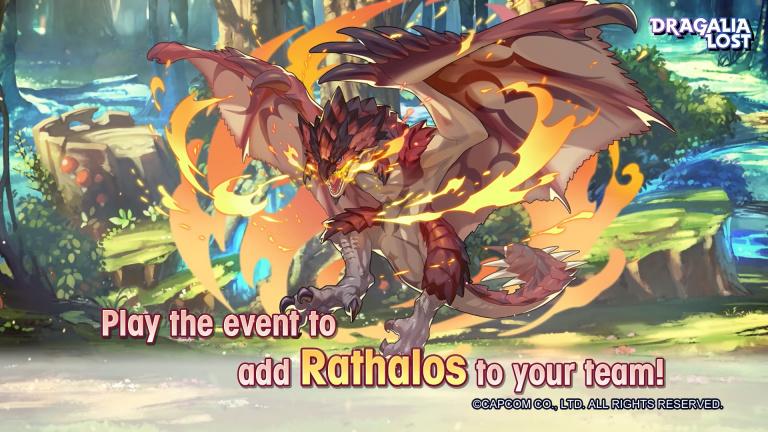 Dragalia Lost : L'événement Monster Hunter se trouve une date