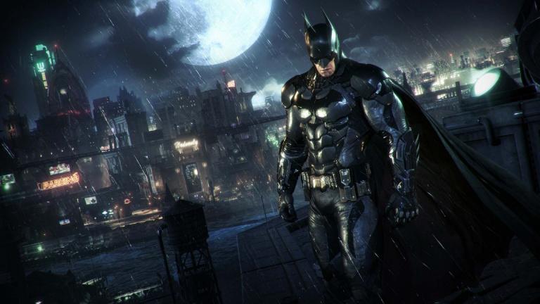 Batman Arkham Knight - Le skin Earth 2 Dark Knight est bientôt accessible pour tous les joueurs PS4