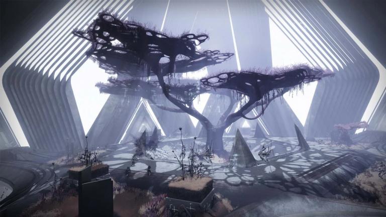 Destiny 2 - Le labyrinthe Les Couloirs du Temps a été inspiré du film Cube