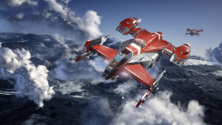 Star Citizen développe son gameplay médical avec le Cutlass Red