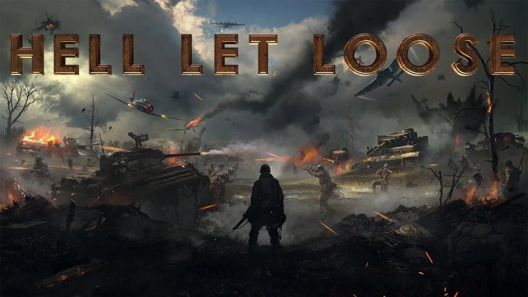 Hell Let Loose : De nouvelles images et précisions sur la carte Purple Heart Lane