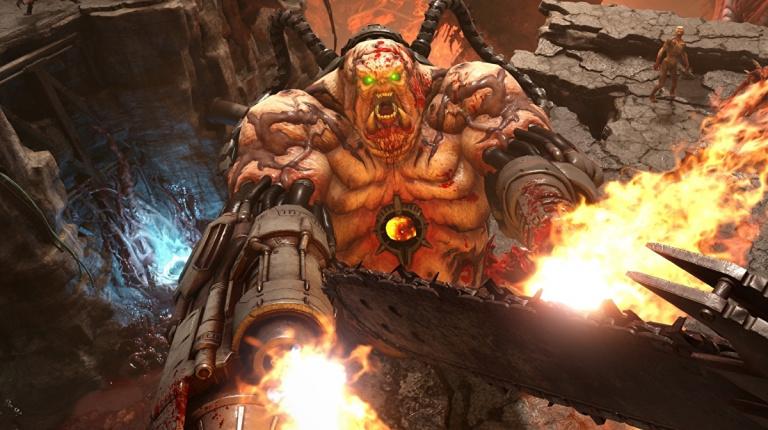 Doom Eternal : Le Directeur du jeu parle des nouvelles créatures
