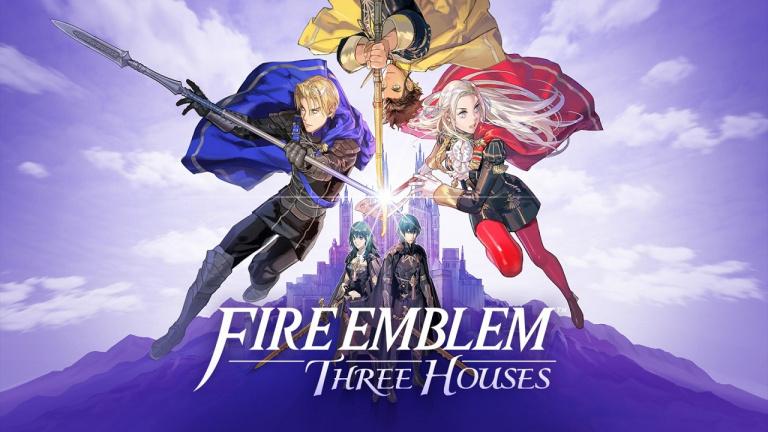Fire Emblem: Three Houses en promotion chez Auchan
