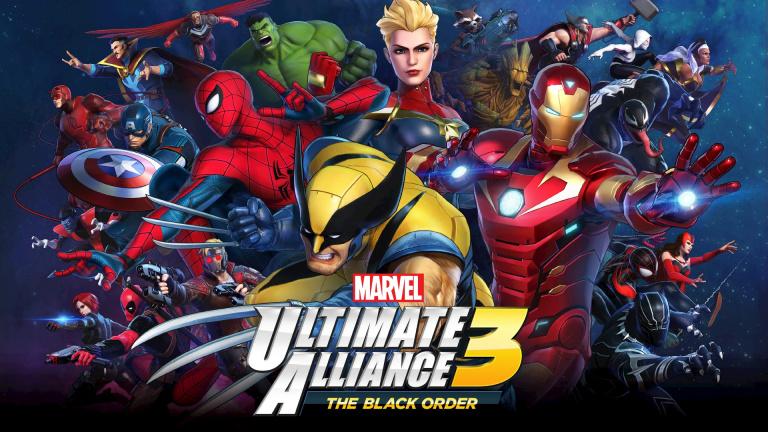 Marvel Ultimate Alliance 3 lève le voile sur son troisième DLC