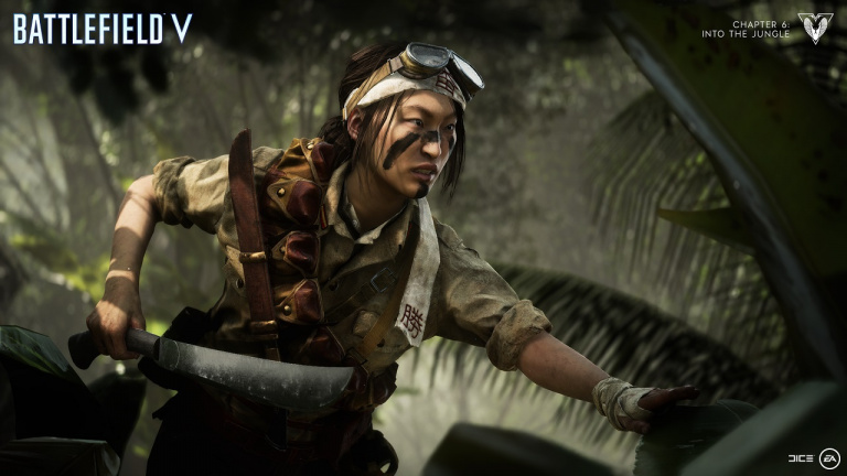 Battlefield V - Trailer Into The Jungle