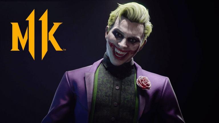 Mortal Kombat 11 - Le Joker est disponible pour les détenteurs du Kombat Pack