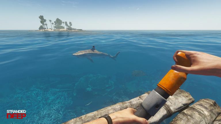 Stranded Deep, le jeu de survie en eaux profondes, arrive sur PlayStation 4 et Xbox One