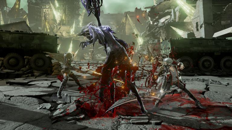 Code Vein accueille son premier DLC de l'année 2020