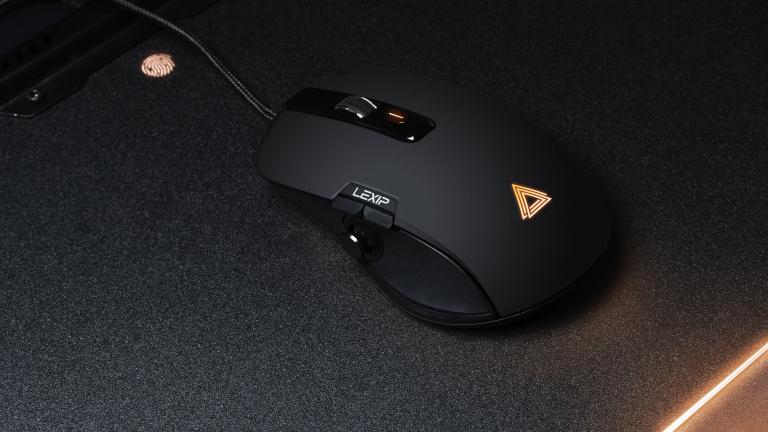 La souris Lexip Np93 ALPHA, dotée d'un joystick, débarque dans le commerce