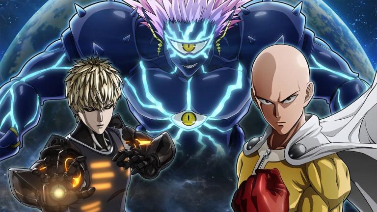 One Punch Man : A Hero Nobody - Trois nouveaux personnages s'ajoutent au roster