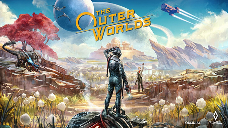 The Outer Worlds sera disponible sur Nintendo Switch le 6 mars 2020