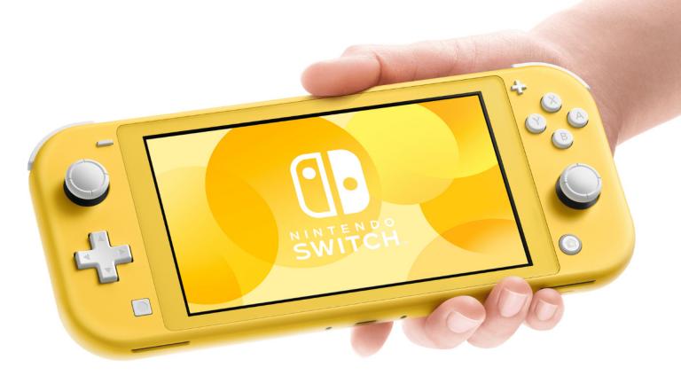 Nintendo n'a pas l'intention de commercialiser un nouveau modèle de Switch en 2020