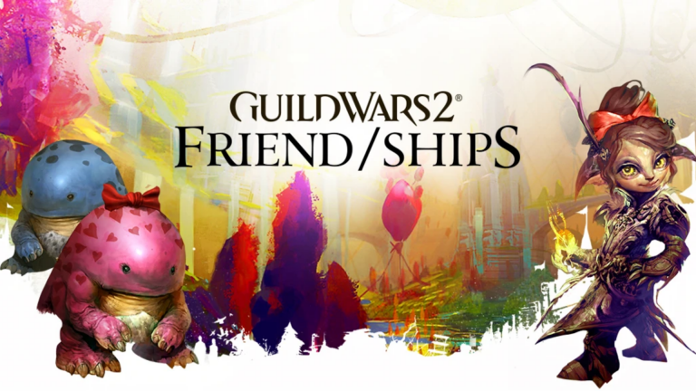 Guild Wars 2 lance la campagne de sensibilisation Friend/Ships, axée sur la santé mentale
