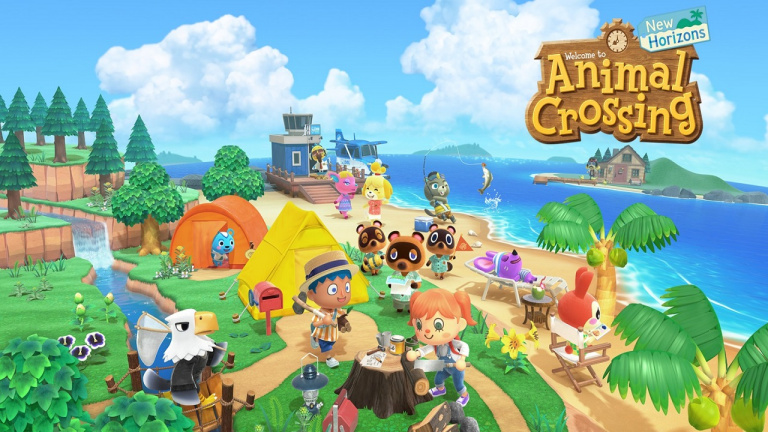 Animal Crossing New Horizons : Une seule île possible par Switch