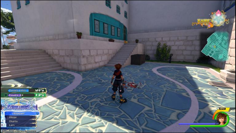 Kingdom Hearts III : Remind - Coffres