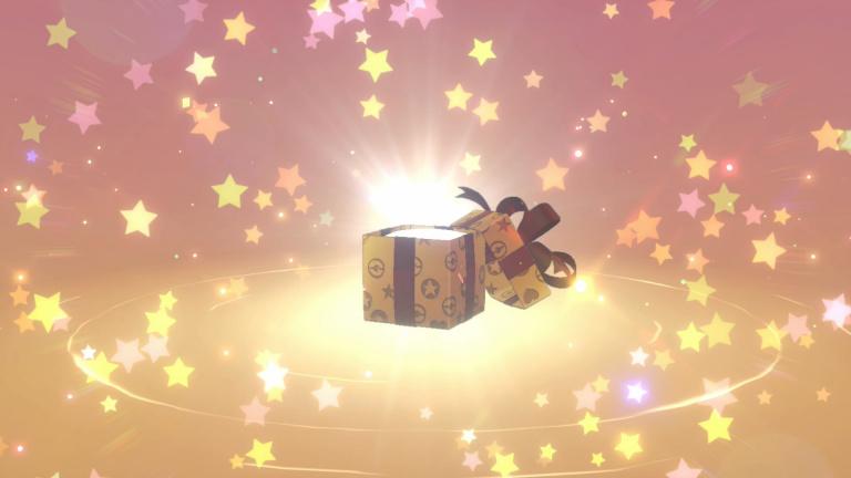 Pokémon Épée / Bouclier, cadeaux mystère, comment les récupérer ? Notre guide