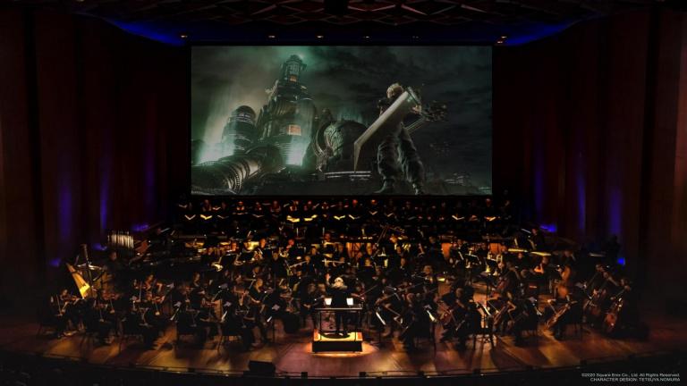 [MàJ] Final Fantasy 7 Remake Orchestra World Tour : une tournée de concerts annoncée par Square Enix