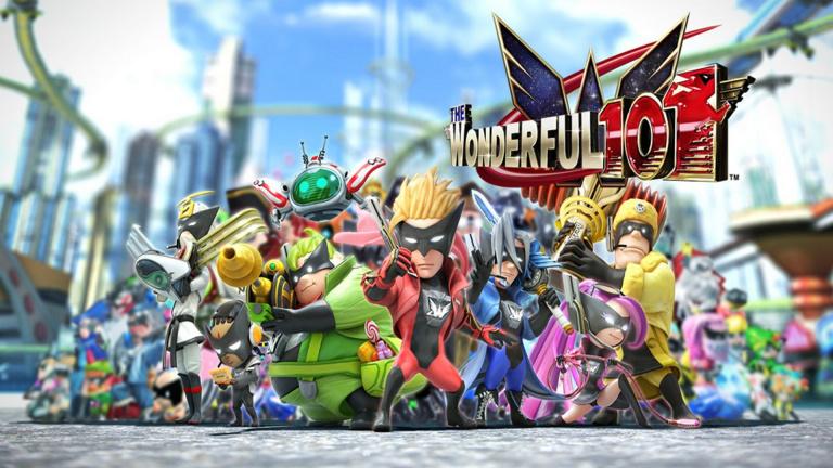 PlatinumGames lance le Kickstarter de The Wonderful 101 Remastered