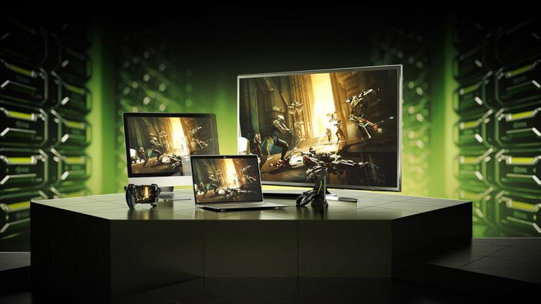 Cloud gaming : Nvidia lance officiellement GeForce Now, avec une formule à moins de 6€ par mois