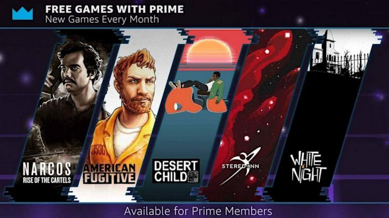 Twitch Prime : Narcos Rise of the Cartels et quatre autres jeux à récupérer en février