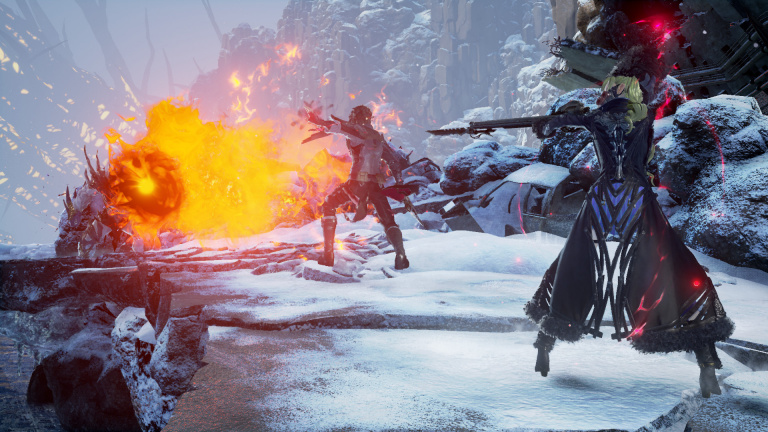 Code Vein : l'action-RPG de Bandai Namco passe le million de copies vendues