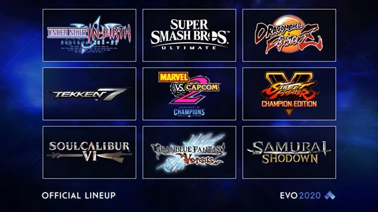 EVO 2020 : le programme annoncé, un tournoi spécial pour Marvel vs. Capcom 2