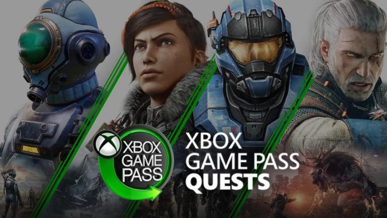 Xbox Game Pass - Les Quêtes du service font peau neuve