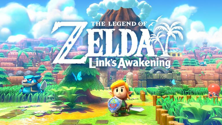 The Legend Of Zelda : Link's Awakening et Luigi's Mansion 3 en promotion