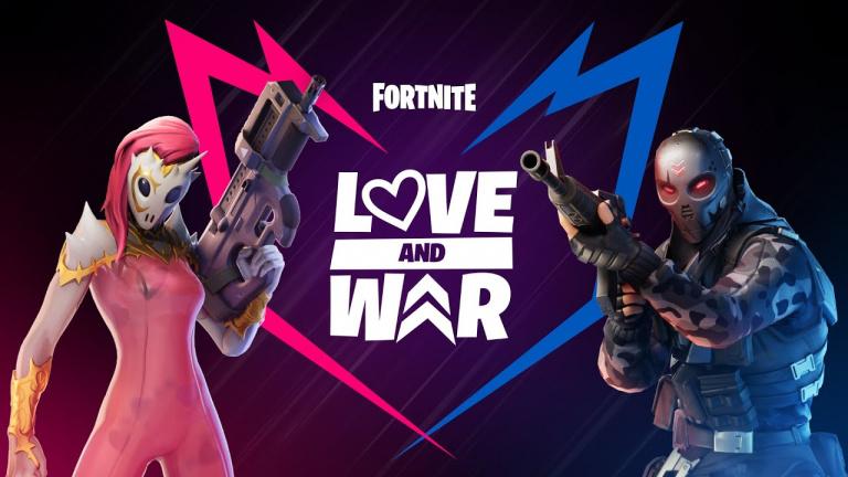 Fortnite, Chapitre 2, saison 1, événement de Saint-Valentin : Mission Amour et Guerre, défis, liste et guide complet (Jour 5)