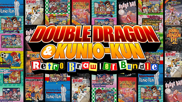 La compilation Double Dragon & Kunio-kun arrive en Occident