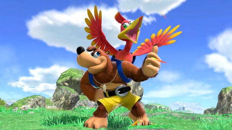 Banjo-Kazooie : l'origine du nom partagée par Andy Robinson (VGC)