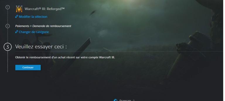 Warcraft 3 Reforged : déçu(e) du jeu, comment vous faire rembourser ?