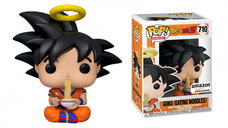 Goku a droit à une nouvelle figurine Funko Pop