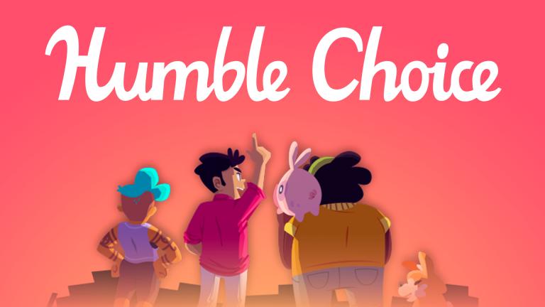 Humble Choice - Les douze jeux de février dévoilés