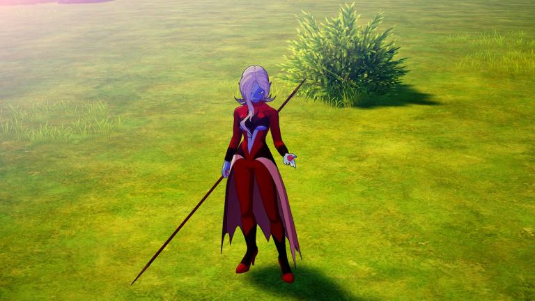 Mira et Towa, des ennemis maléfiques secrets et de l'XP facile