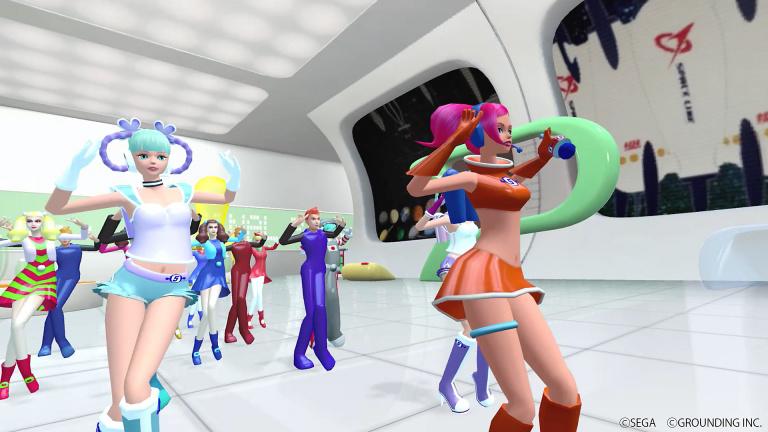 Space Channel 5 VR arrive à la fin du mois sur PlayStation VR