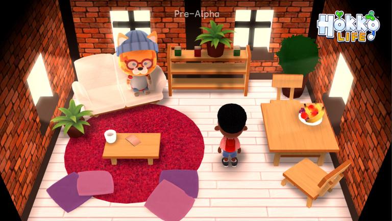 Hokko Life : Un Animal Crossing-like à venir sur PC